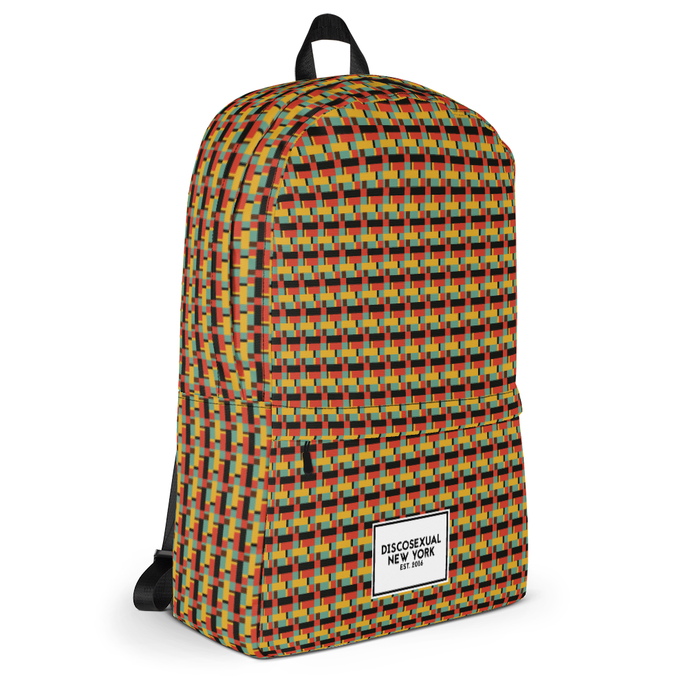 "DISCOSEXUAL ""Greg"" Backpack"