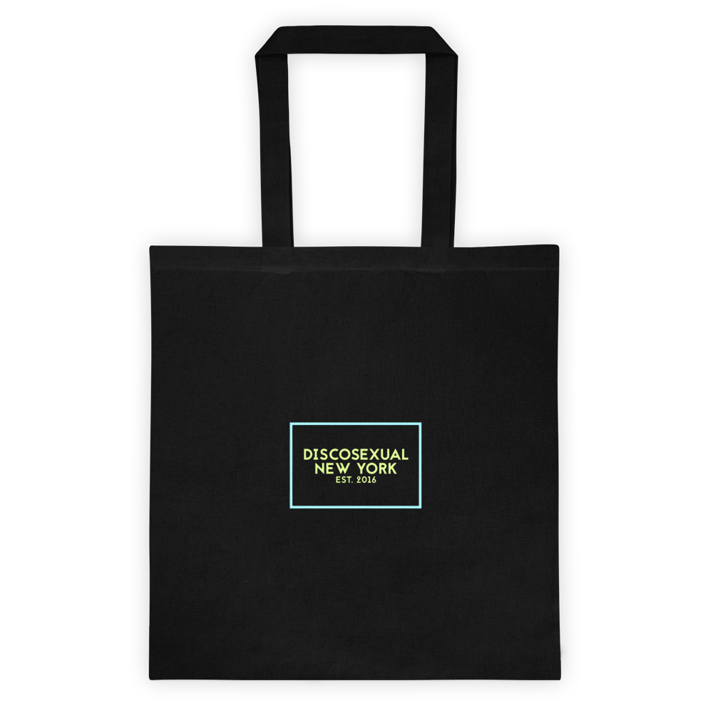 "DISCOSEXUAL ""I Love the Nightlife"" Tote"