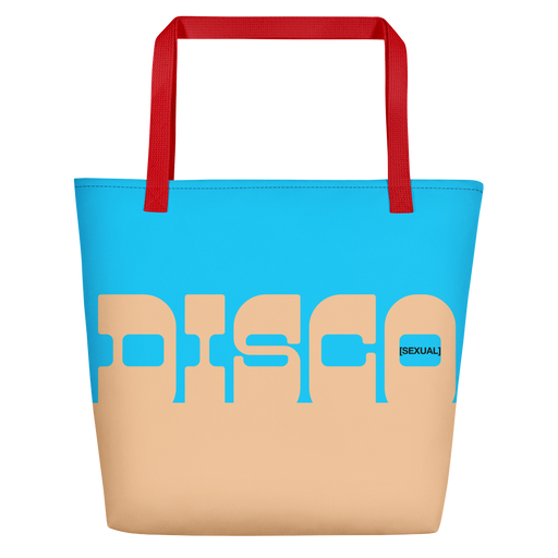 "DISCOSEXUAL ""Circus Circus"" Tote"