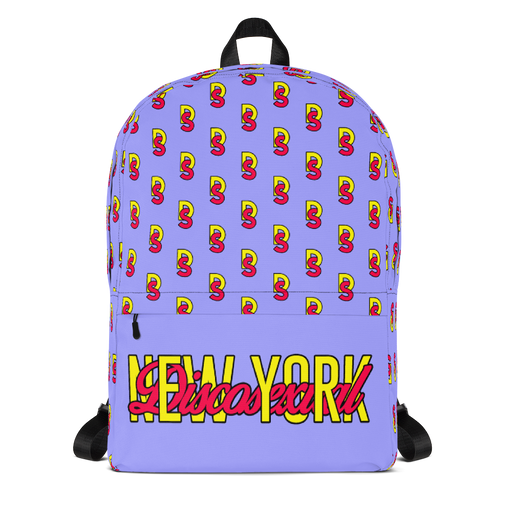 DISCOSEXUAL New Wave Monogram Backpack