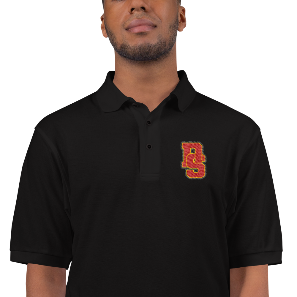 "DISCOSEXUAL ""Varsity Monogram"" Polo"