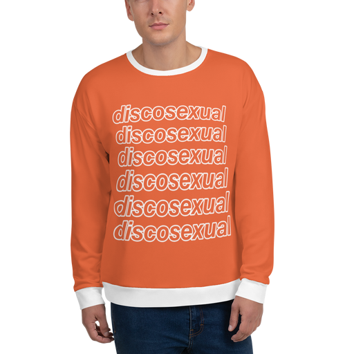 "DISCOSEXUAL ""Sunrise"" Sweatshirt"