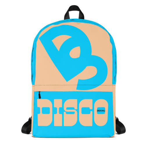 "DISCOSEXUAL ""Circus Circus"" Backpack"