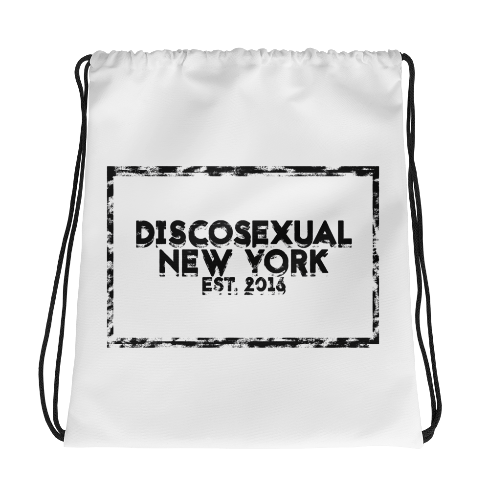 "DISCOSEXUAL ""Stamp"" Bag"