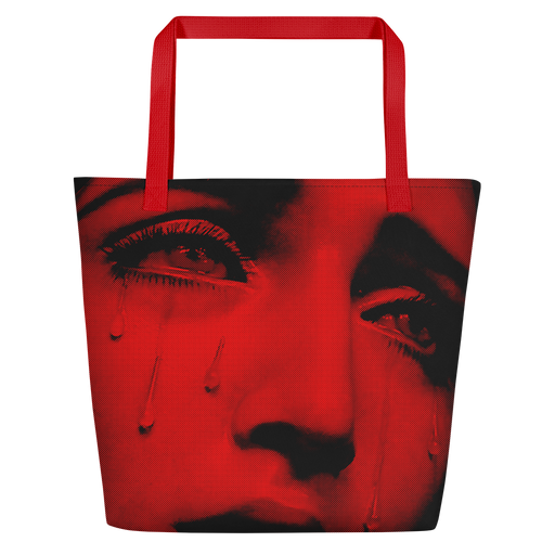 "DISCOSEXUAL ""Saint Christopher"" Tote"