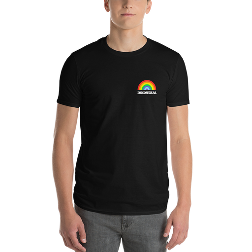 "DISCOSEXUAL ""Rainbow"" T-Shirt"