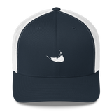 Nantucket Island Trucker Cap