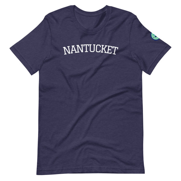 Nantucket Text T-Shirt