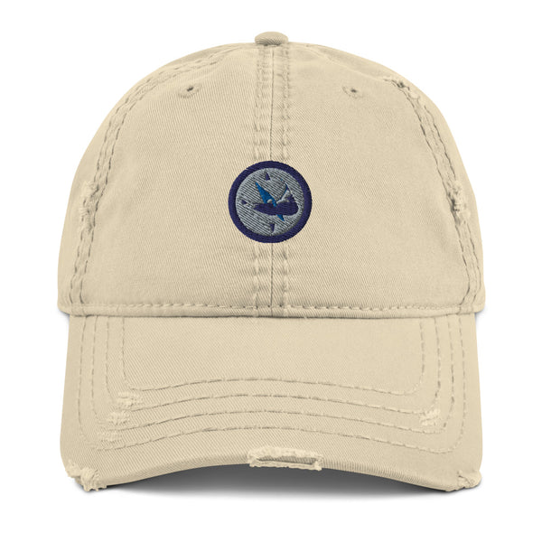 Distressed Nantucket Hat