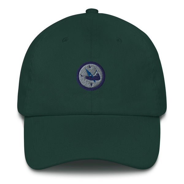 Nantucket Embroidered Hat