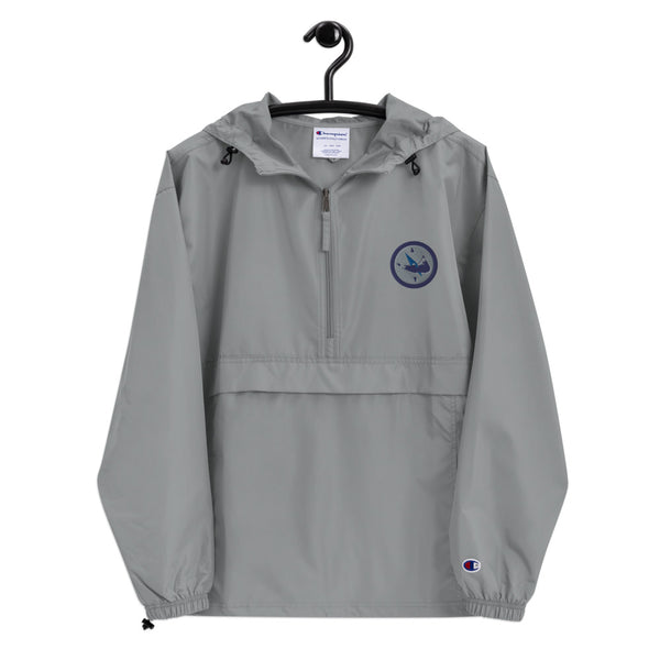 Nantucket Embroidered Champion Packable Jacket