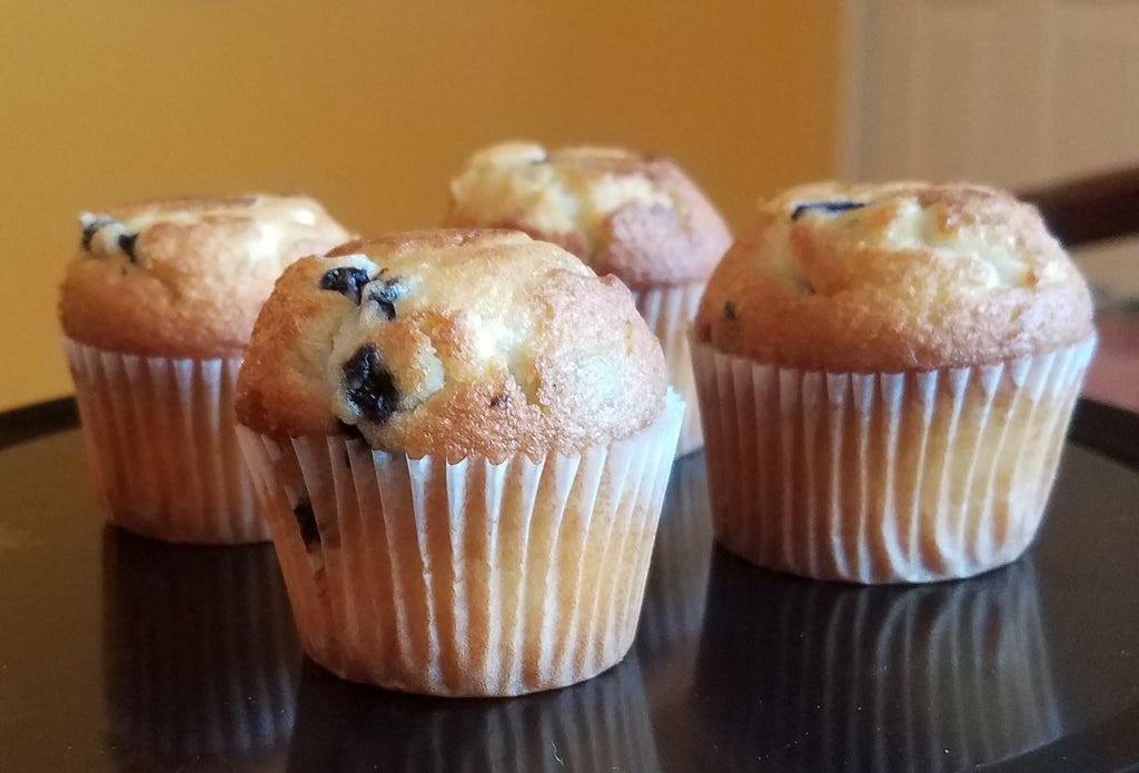 Blueberry Muffins, My Son, and My Previous Life Hating Blueberries