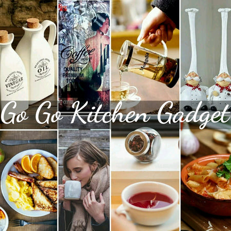 Go Go Kitchen Gadgets