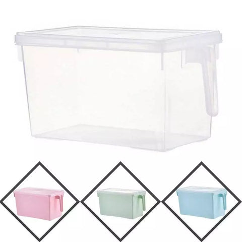 Oversized Storage Containers - Clear - Go Go Kitchen Gadgets