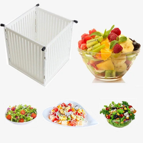 Square Cut Speedy Chopper - Go Go Kitchen Gadgets