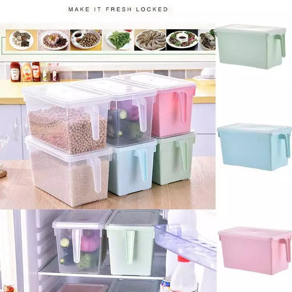 Oversized Storage Containers - Green - Go Go Kitchen Gadgets