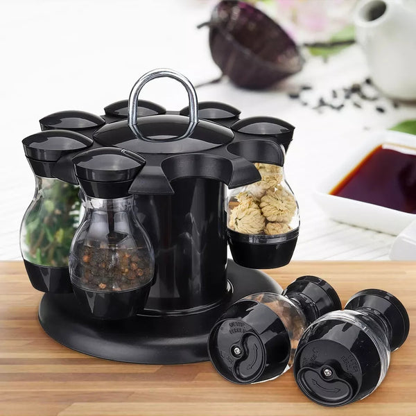 Rotating Spice Caddy - Go Go Kitchen Gadgets