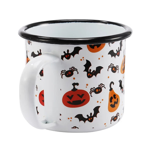 Bats and Pumpkin Coffee Cup - Go Go Kitchen Gadgets