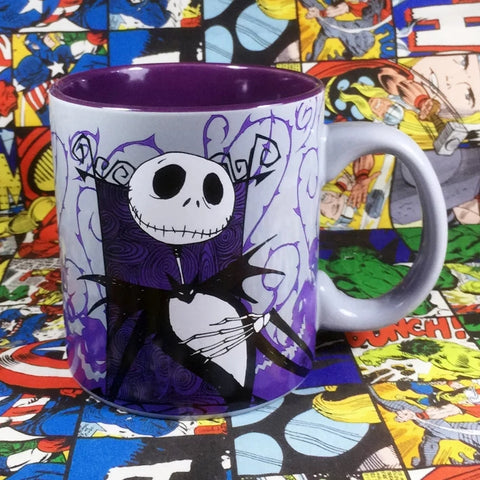 Ceramic Coffee Cup - Character Skeleton - Go Go Kitchen Gadgets