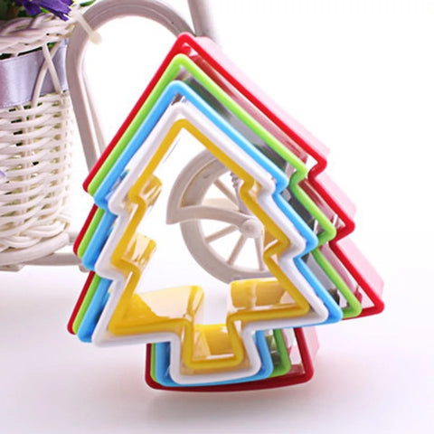Cookie Cutter Set - Christmas Tree - Go Go Kitchen Gadgets