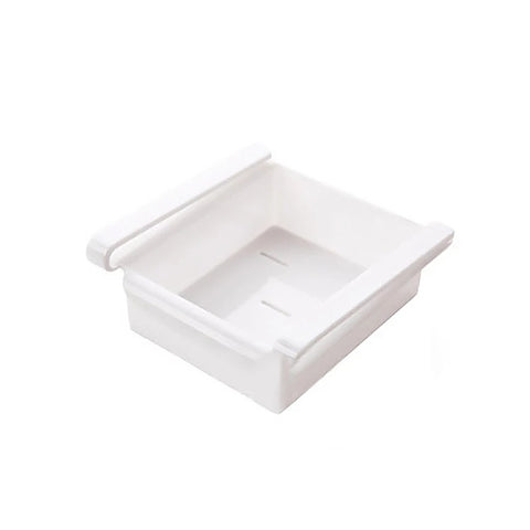 Slider Fridge Drawers - White - Go Go Kitchen Gadgets
