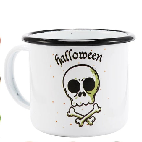 Skull Coffee Mug - Go Go Kitchen Gadgets