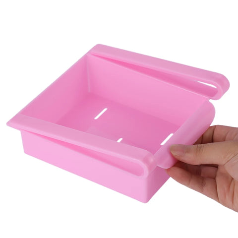 Slider Fridge Drawers - Pink - Go Go Kitchen Gadgets