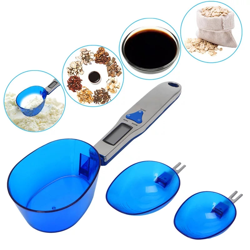 Digital Measuring Spoon - Go Go Kitchen Gadgets