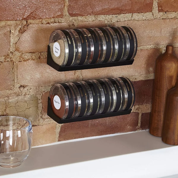 Hanging Spice Rack - Go Go Kitchen Gadgets
