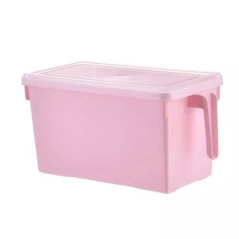 Oversized Storage Containers - Pink - Go Go Kitchen Gadgets