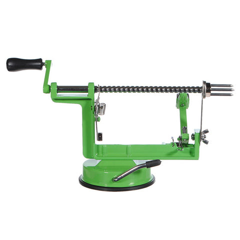 3 in 1 Peeler Corer and Slicer - Green - Go Go Kitchen Gadgets