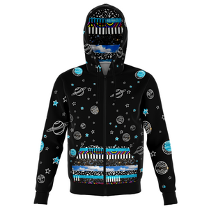 Cosmic Zip-Up