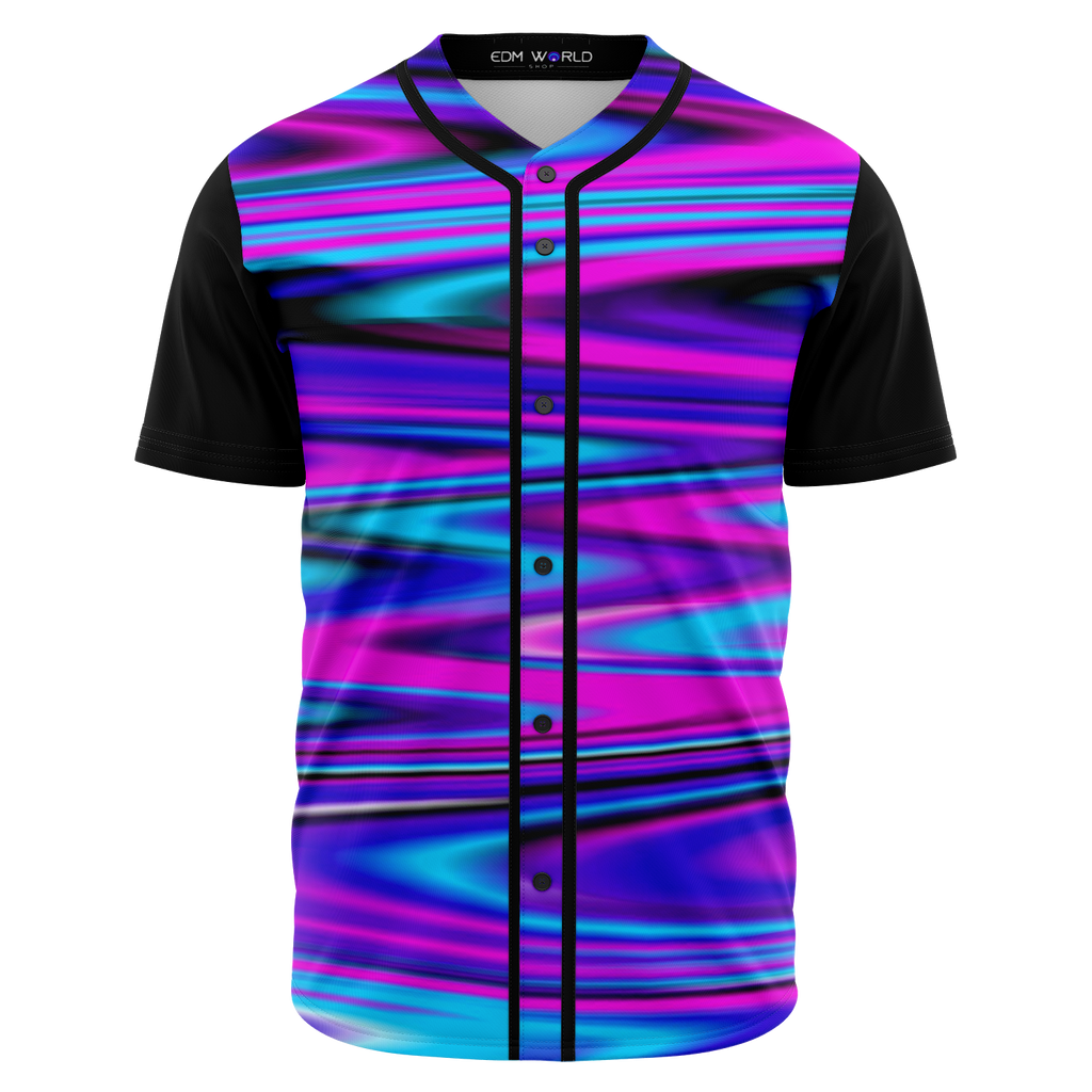 Blurred Dream Baseball Jersey