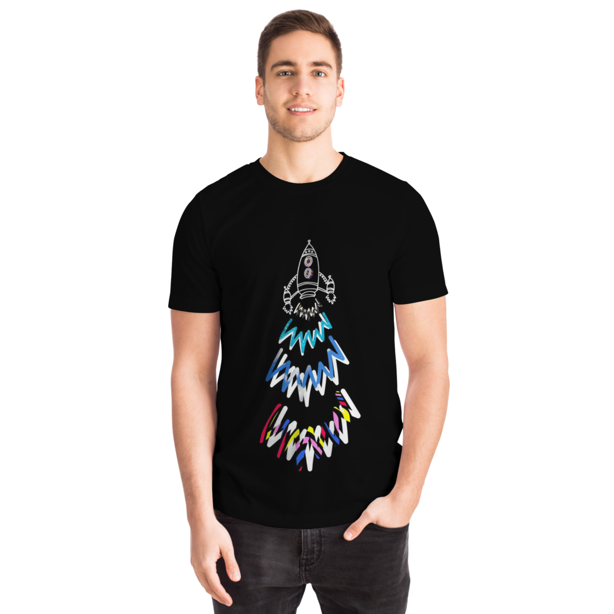 To the Stars Cosmic Tee