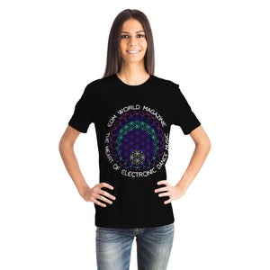 Flower of Life Laser Show Tee (W)