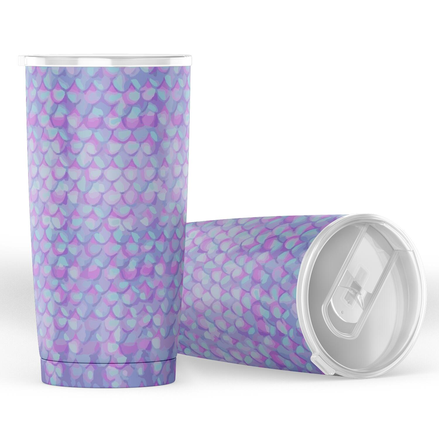 Mermaid Tumbler