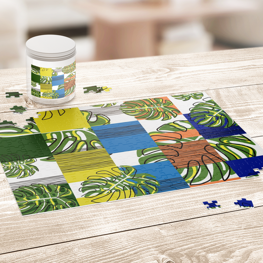 Tropical Vibes Puzzle