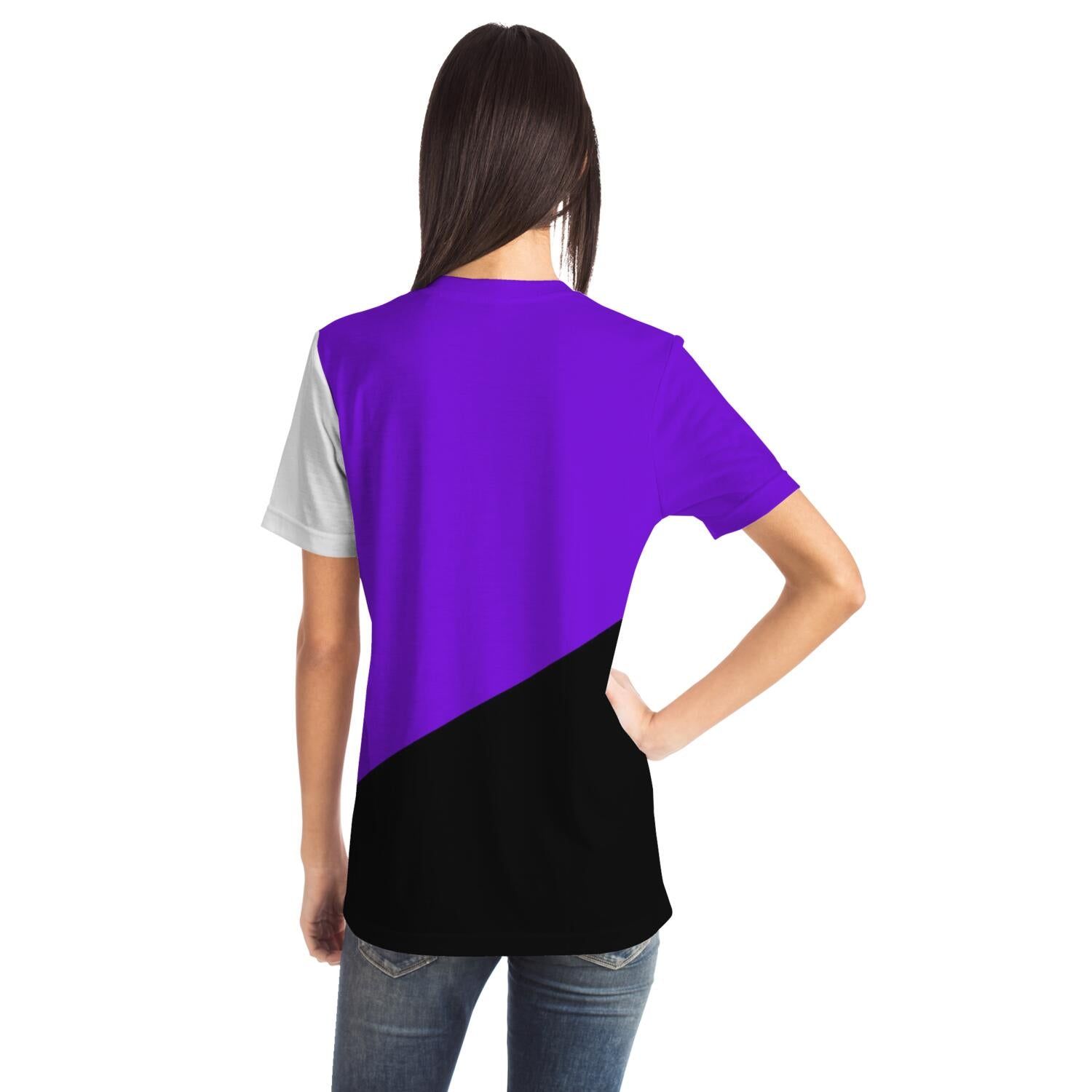 Purple EDM World Tee