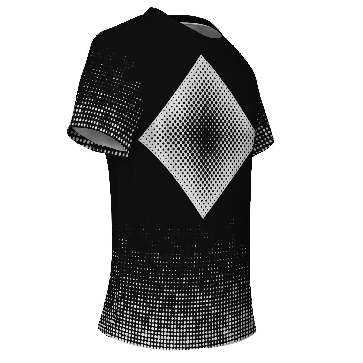 Dot Illusion Tee