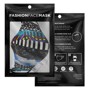 Cosmic Face Mask