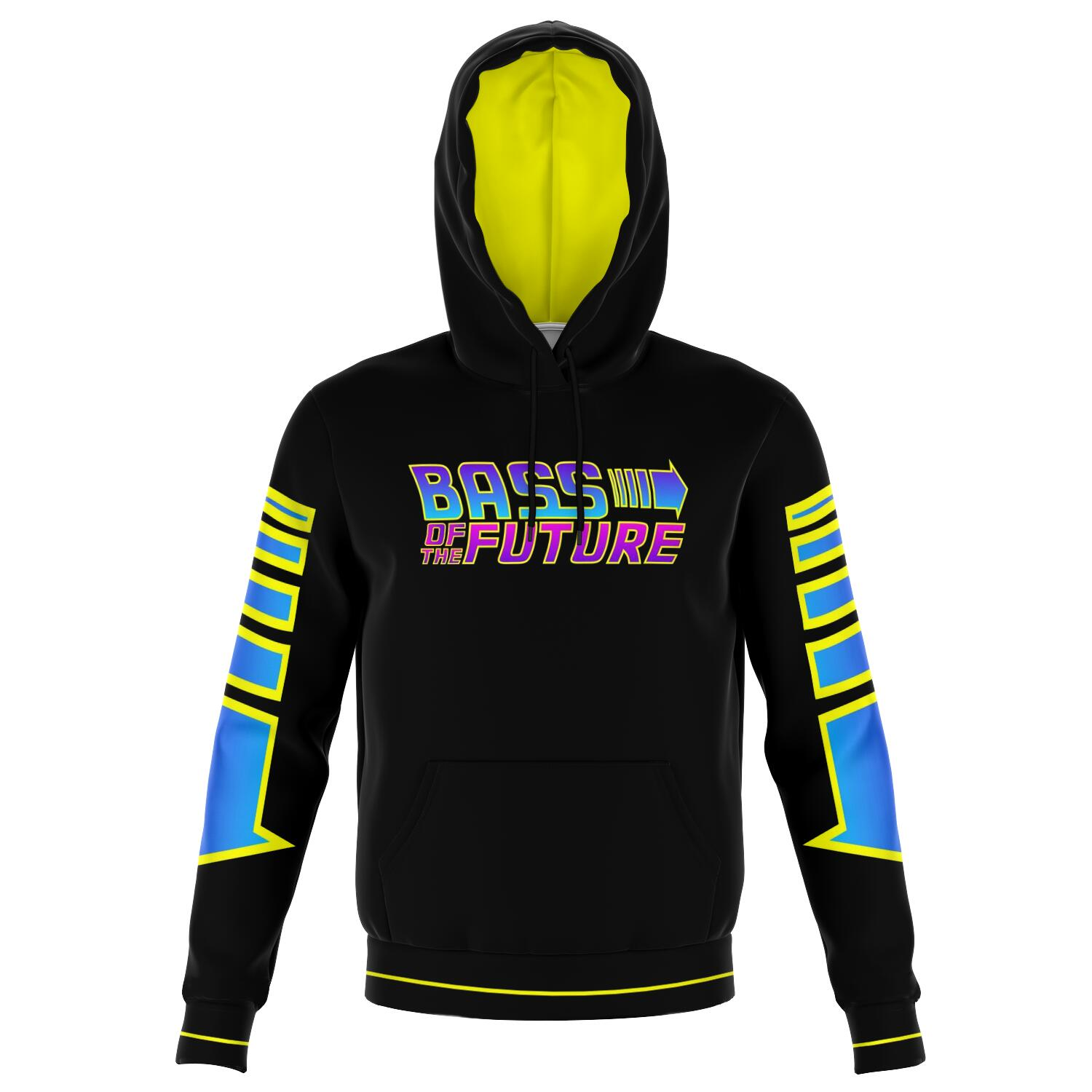Bass of the Future Hoodie