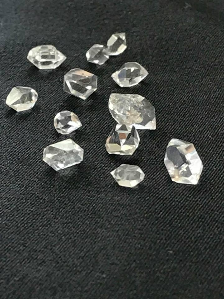 What are Herkimer Diamonds