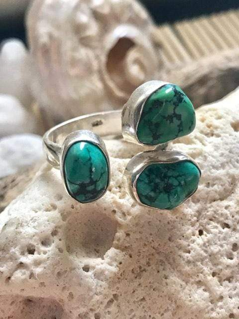Turquoise Gemstone Ring | Desiderate Jewellery