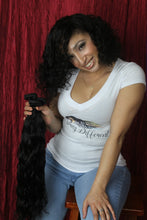 Peruvian Natural Wavy Lace Front Custom Unit