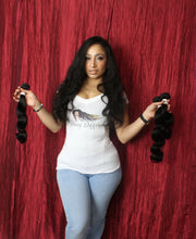 Brazilian Body Wave Full Lace Custom Unit