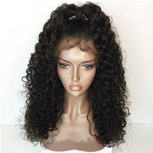 Exotic Italian Curly Full Lace Custom Unit