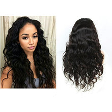 Brazilian Body Wave Lace Front Custom Unit