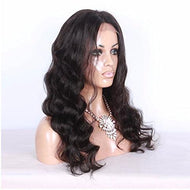 Peruvian Loose Wave Full Lace Custom Unit