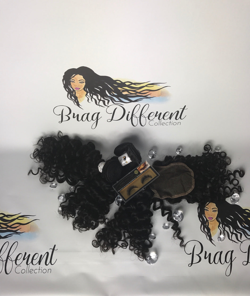 Virgin Deep Curly Closure