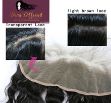 Virgin Body Wave 13*4 Frontal